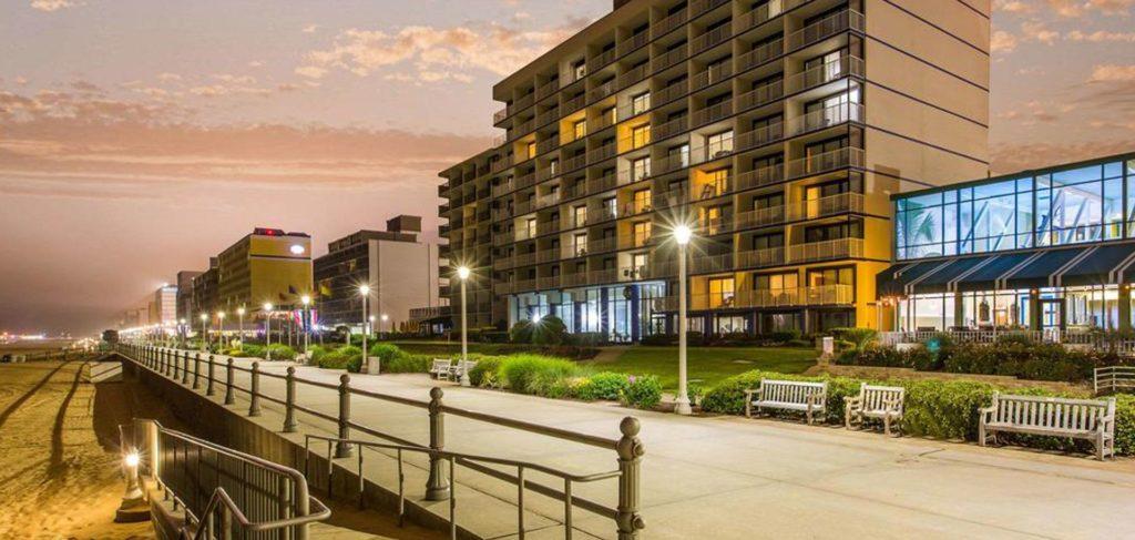 comfort inn & suites virginia beach oceanfront
